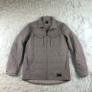 Oakley Men's Small Quilted Jacket Tactical Coat S